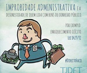 Resumo da Lei 8.429 – Atos de Improbidade Administrativa