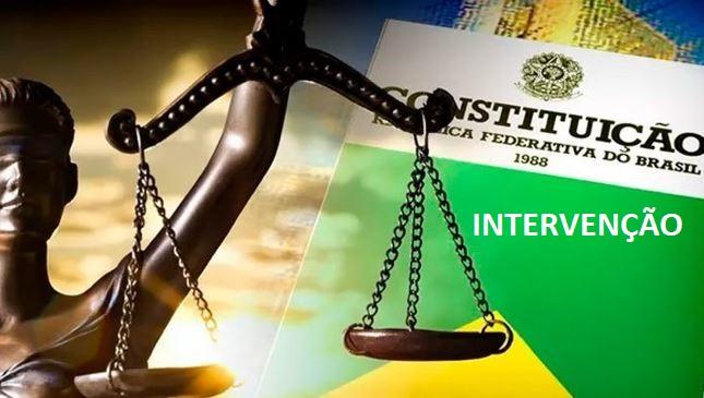 Intervenção Federal e Estadual