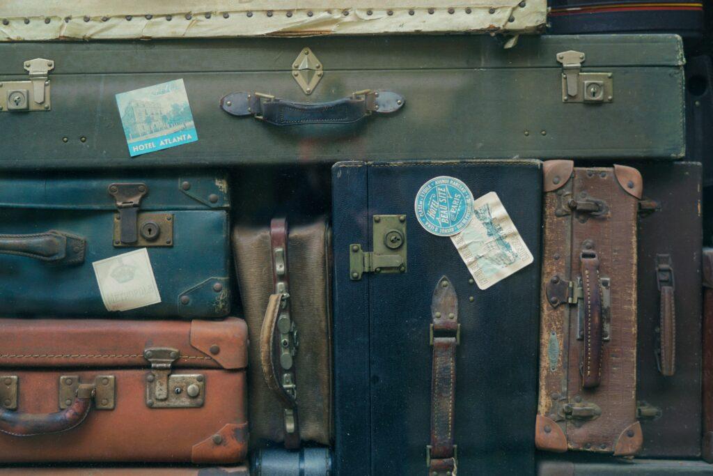 O Regime de Tributação Especial incide sobre a bagagem de viajantes - que não estiver sob a isenção