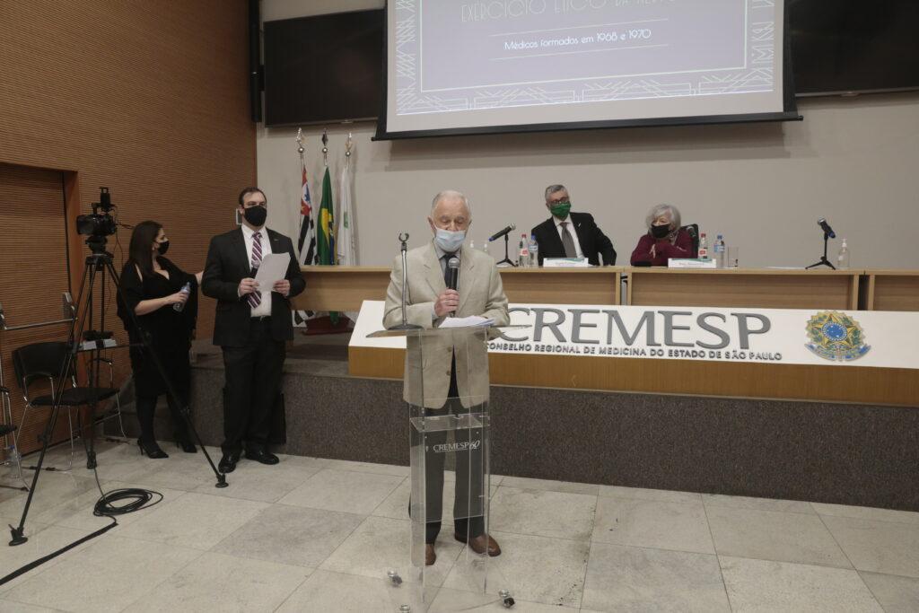 O Conselho Regional de Medicina de São Paulo (Cremesp) é uma das autarquias profissionais