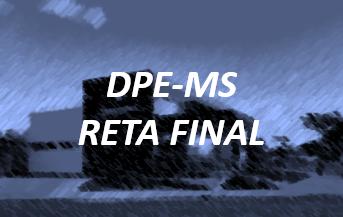 Reta Final para DPE-MS